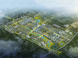 九望绿地21城 绿地全球商品贸易港
