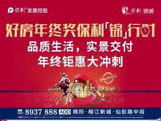 揭阳保利锦城