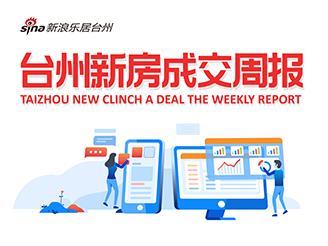 台州上周(4.26-5.2)新房网签成交2919套!