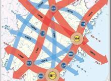 """福建""""211""""交通圈来了!9条城际铁路纳入重点!"""