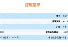 拿证速递|招商雍璟城51套房源拿证 套内均价约1.3万元/m²