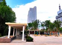 保定市人民广场五一正式对市民开放